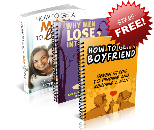image of three free ebooks for her